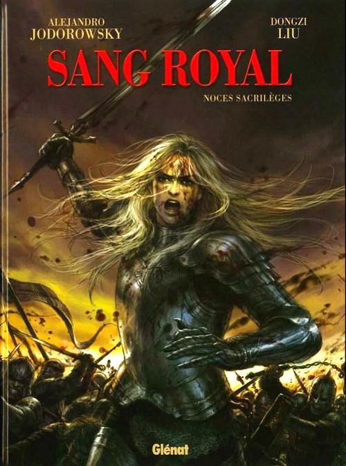 Couverture de Sang Royal -1- Noces Sacrilèges