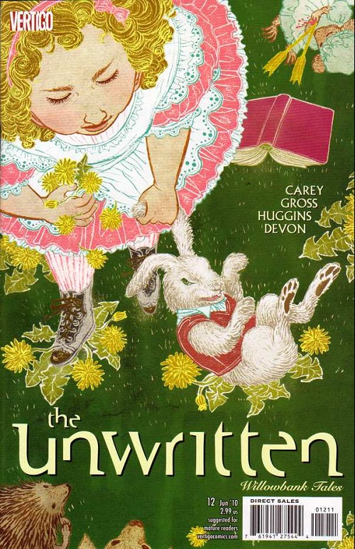 Couverture de Unwritten (The) (2009) -12- Eliza Mae Hertford's willowbank tales