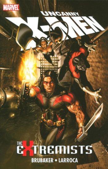Couverture de Uncanny X-Men (The) (1963) -INT- The Extremists