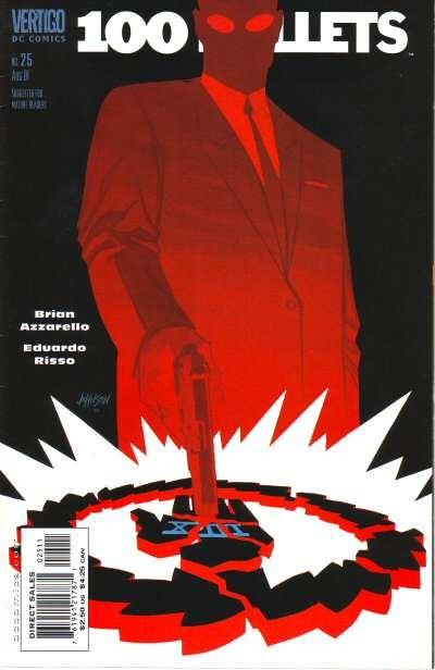 Couverture de 100 Bullets (1999) -25- Red prince blues (conclusion)