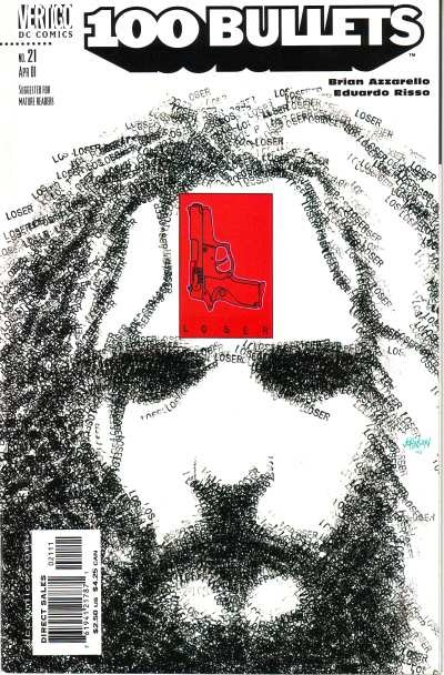 Couverture de 100 Bullets (1999) -21- Sellfish and out to sea (1)