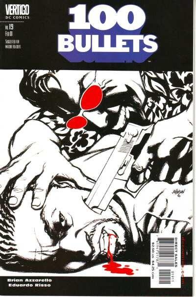 Couverture de 100 Bullets (1999) -19- Epilogue for a road dog