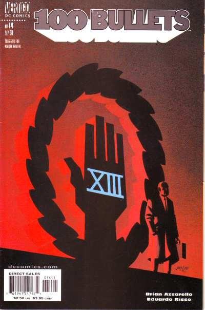 Couverture de 100 Bullets (1999) -14- Parlez kung vous (conclusion)