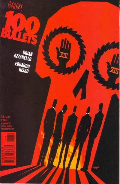 Couverture de 100 Bullets (1999) -98- Chapter 10: five rook(ed)s