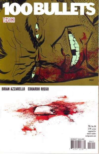 Couverture de 100 Bullets (1999) -96- Chapter 8 damaged good