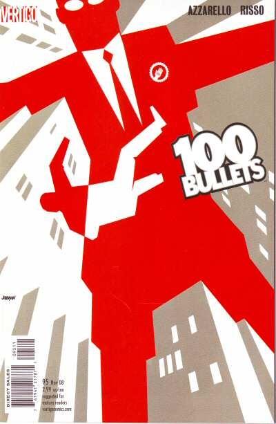 Couverture de 100 Bullets (1999) -95- Chapter 7 ducks