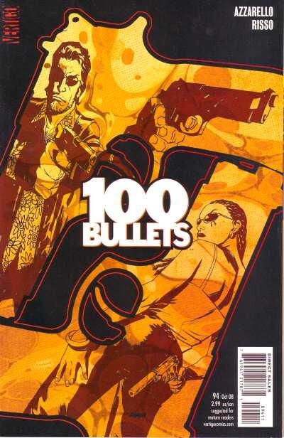 Couverture de 100 Bullets (1999) -94- Chapter 6 kill de sac