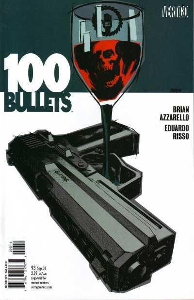 Couverture de 100 Bullets (1999) -93- Chapter 5: rooster