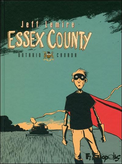 Couverture de Essex County