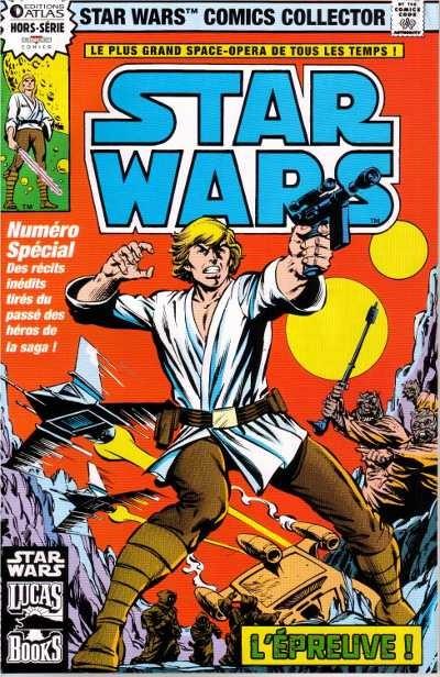 Couverture de Star Wars (Comics Collector) -HS1- Hors-série