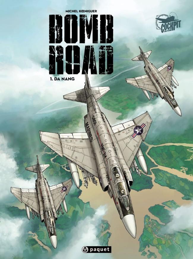 Couverture de Bomb Road -1- Da Nang