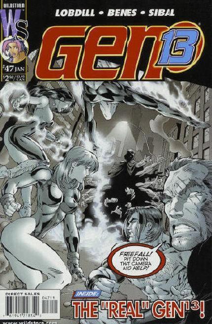 Couverture de Gen13 (1995) -47- #47
