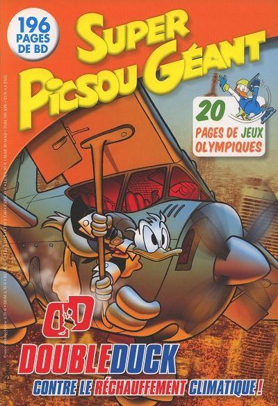 Couverture de Super Picsou Géant -156- Numéro 156