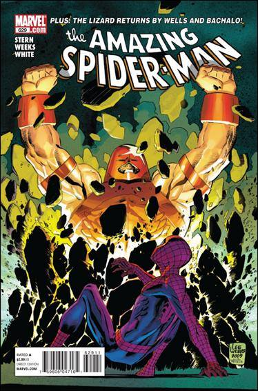 Couverture de Amazing Spider-Man (The) Vol.2 (Marvel comics - 1999) -629- With great power