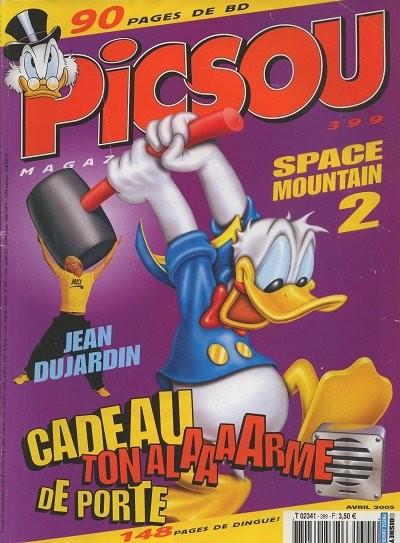 Couverture de Picsou Magazine -399- Picsou Magazine N°399