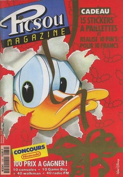 Couverture de Picsou Magazine -239- Picsou Magazine N°239