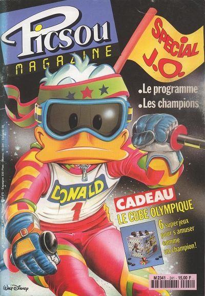 Couverture de Picsou Magazine -241- Picsou Magazine N°241