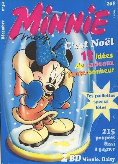 Couverture de Minnie mag -30- Numéro 30