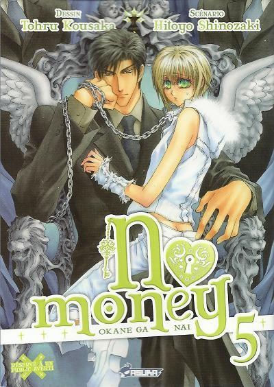 Couverture de No Money -5- Tome 5