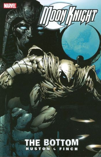 Couverture de Moon Knight (2006) -INT01- The bottom