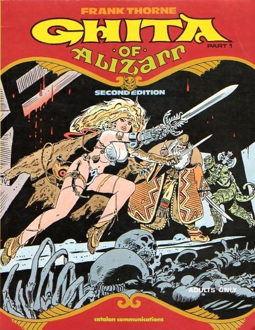 Ghita of Alizarr  - les 2 tomes