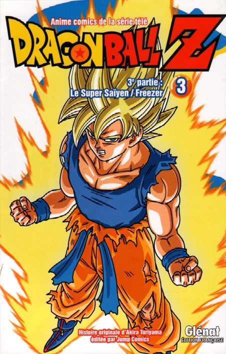Dragon Ball Z 14 3e Partie Le Super Saïyen Freezer 3