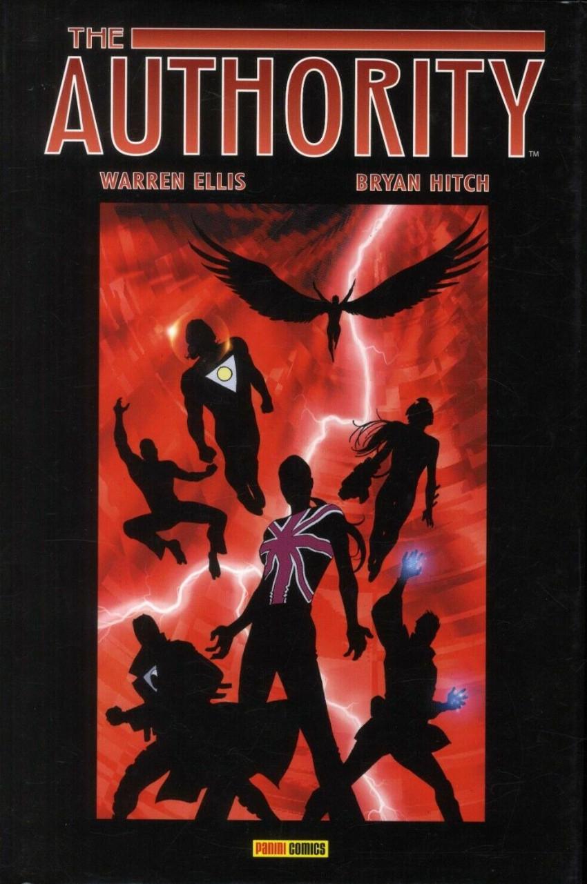 Couverture de Authority (The) (Wildstorm deluxe) -1- Vol. 1