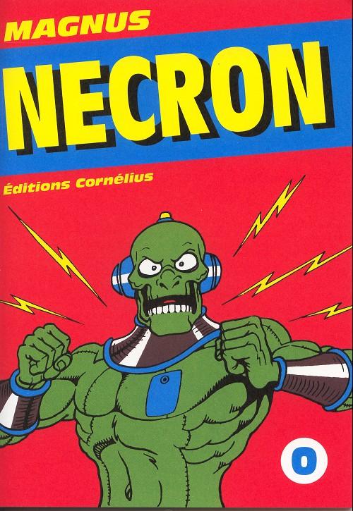 Couverture de Necron - Volume 0