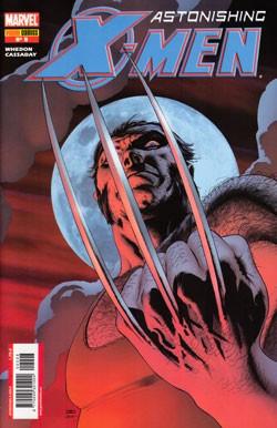 Couverture de Astonishing X-Men (en espagnol) -8- Peligroso