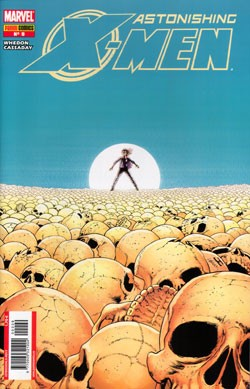 Couverture de Astonishing X-Men (en espagnol) -9- Peligroso