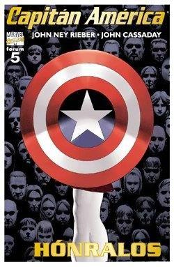 Couverture de Capitán América (Vol. 5) -5- Señores de la guerra (2)