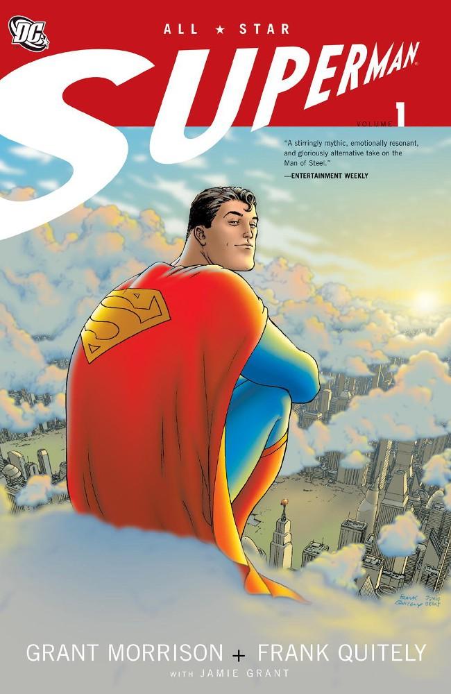 Couverture de All-Star Superman (2006) -INT1- Volume 1