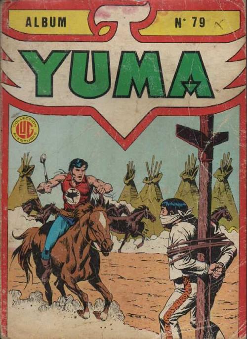 Couverture de Yuma (1re série) -Rec079- Album N°79 (du n°288 au n°290)