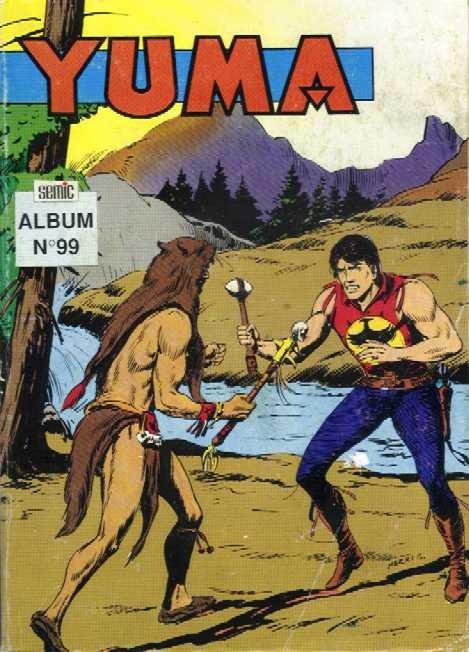 Couverture de Yuma (1re série) -Rec099- Album N°99 (du n°348 au n°350)