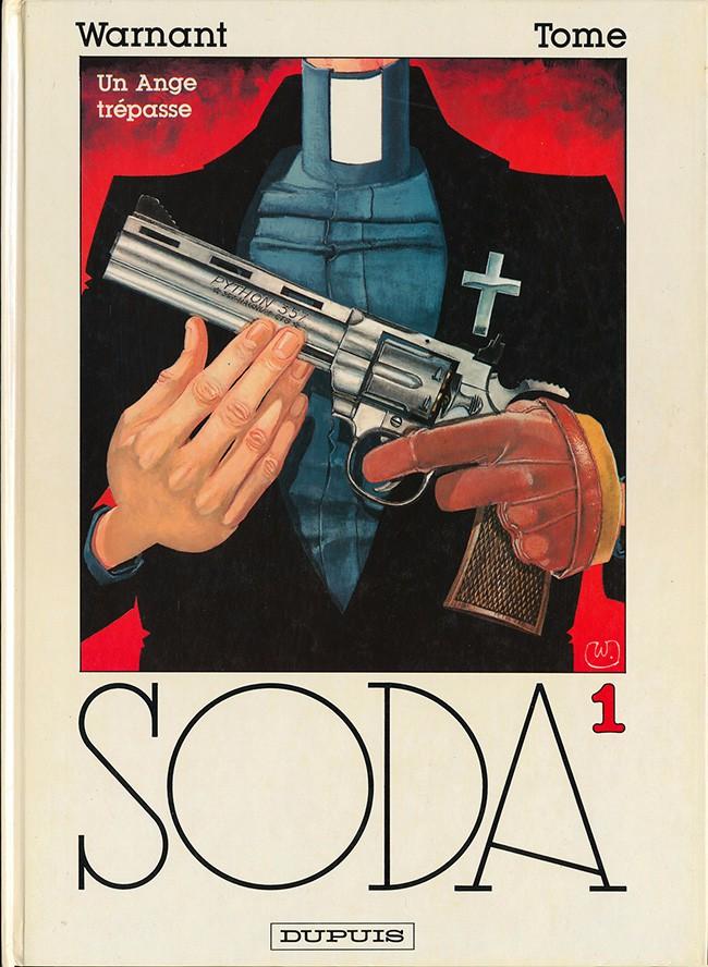 Couverture de Soda -1- Un ange trépasse
