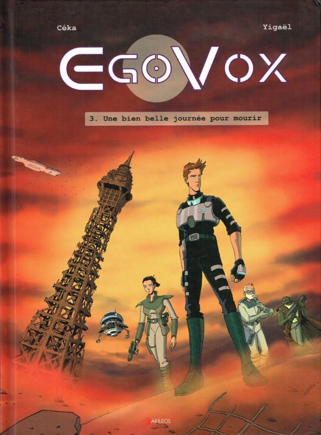 Couverture de EgoVox -3- Une bien belle journée pour mourir