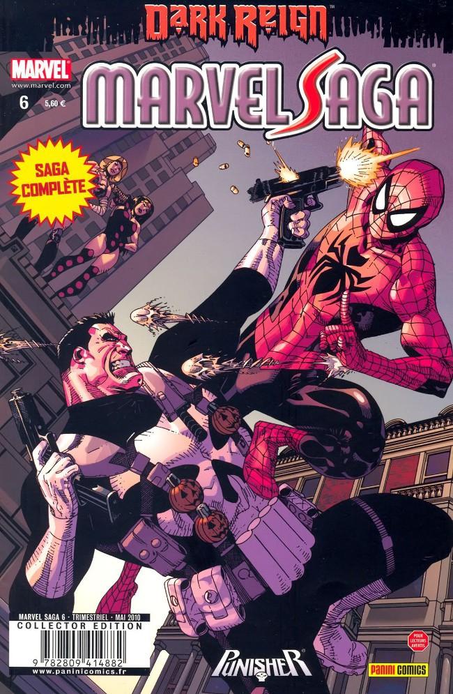 Couverture de Marvel Saga (1re série - 2009) -6- La mort en sursis