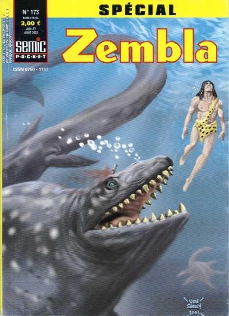 Couverture de Zembla (Spécial) -173- Numéro 173