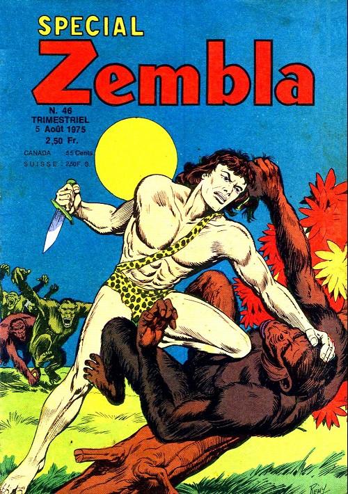 Couverture de Zembla (Spécial) -46- Numéro 46