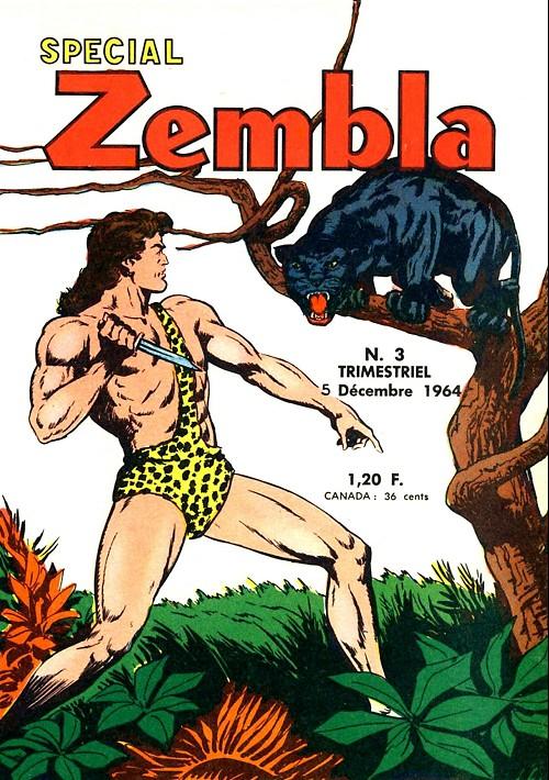 Couverture de Zembla (Spécial) -3- Numéro 3