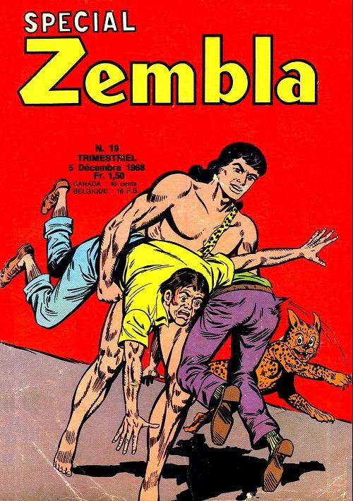 Couverture de Zembla (Spécial) -19- Numéro 19