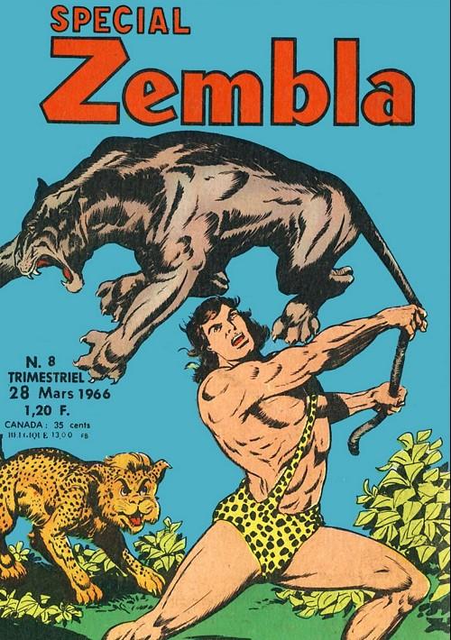 Couverture de Zembla (Spécial) -8- Numéro 8