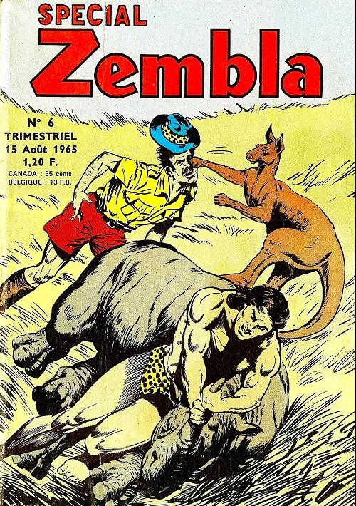 Couverture de Zembla (Spécial) -6- Numéro 6