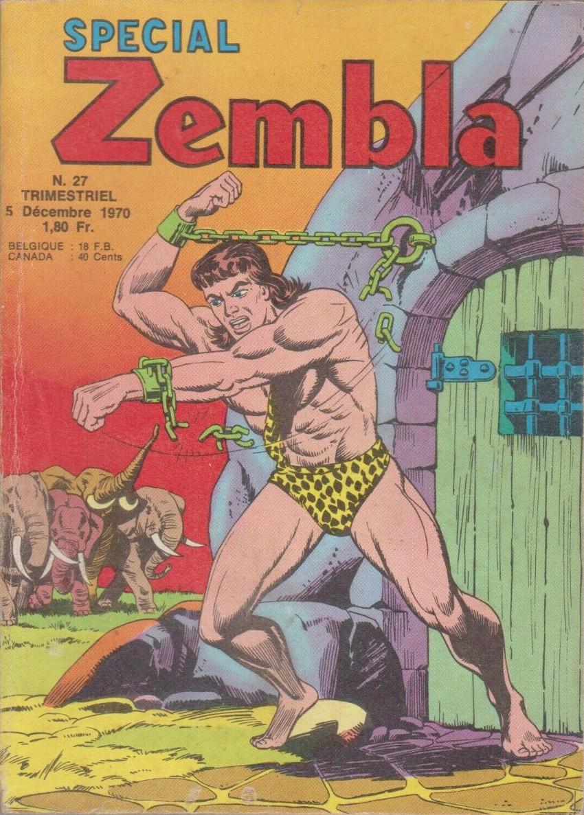 Couverture de Zembla (Spécial) -27- Numéro 27