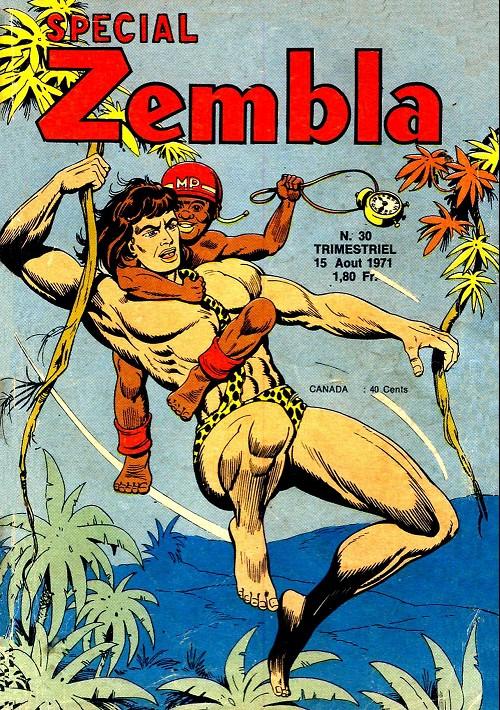 Couverture de Zembla (Spécial) -30- Numéro 30