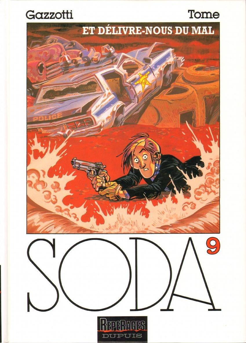 Couverture de Soda -9- Et délivre-nous du mal