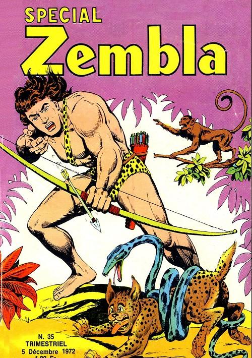 Couverture de Zembla (Spécial) -35- Numéro 35