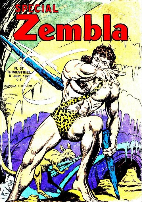 Couverture de Zembla (Spécial) -37- Numéro 37