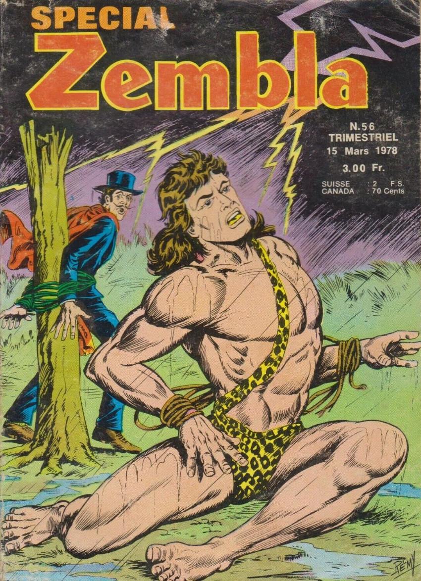 Couverture de Zembla (Spécial) -56- Numéro 56