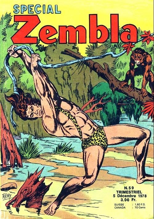 Couverture de Zembla (Spécial) -59- Numéro 59